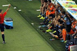 乌拉圭队长:FIFA禁令侵犯人权 苏亚雷斯还不如罪犯?