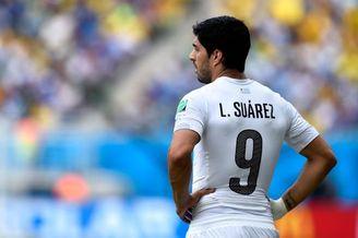 FIFA被曝收到秘密报告:苏亚雷斯已是第八次咬人!