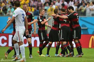 德国亲手选出最难一条路!想进决赛先灭法国巴西