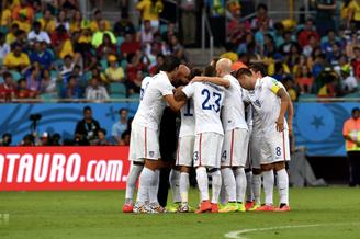 美国虽败却让全世界惊呆 假以时日他们或夺世界杯