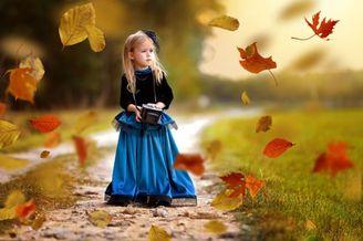 秋天 一个童话的季节