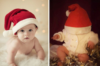 那些让人捧腹的圣诞照片