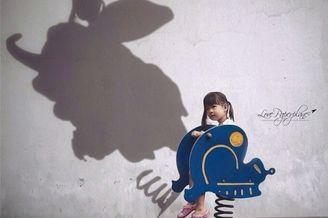 影子和天马行空的幻想