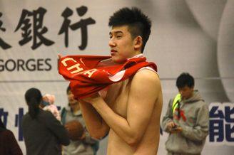 U19国青男篮重庆备战