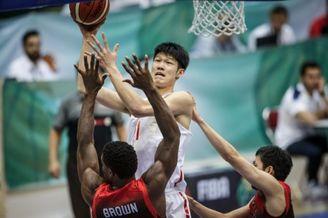 亚洲挑战赛:中国男篮75-67日本
