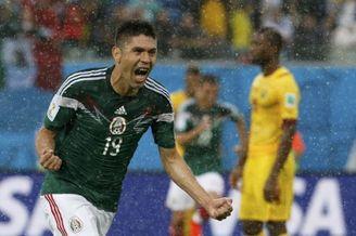 高清图-[A组首轮]墨西哥1-0喀麦隆