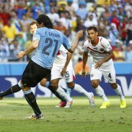 [D组首轮]乌拉圭1-3哥斯达黎加