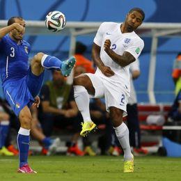 [D组首轮]英格兰1-2意大利