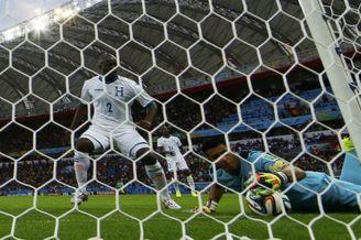 高清图-[E组首轮]法国3-0洪都拉斯