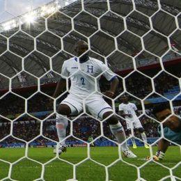 第33球:门线技术裁定法国第2球