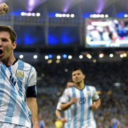 [F组首轮]阿根廷2-1波黑
