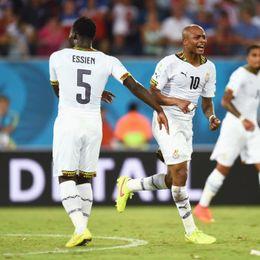 第43球:法甲锋霸助加纳扳平