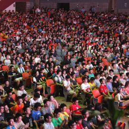 深圳大学开放场地观世界杯