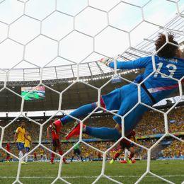 [A组次轮]巴西0-0墨西哥