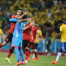 新浪直击巴西0-0墨西哥