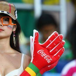 俄罗斯韩国球迷PK