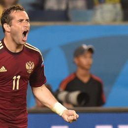 [H组首轮]俄罗斯1-1韩国