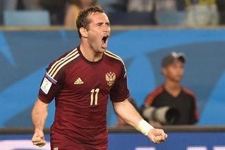 高清图-[H组首轮]俄罗斯1-1韩国