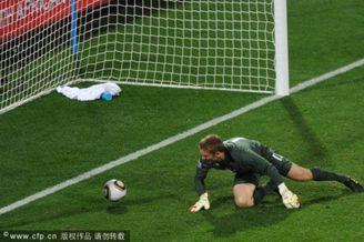 高清图-盘点世界杯上的经典门将失误