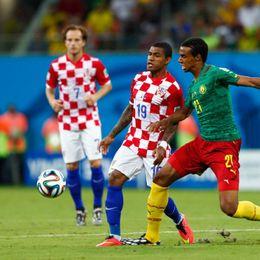 [A组次轮]喀麦隆0-4克罗地亚