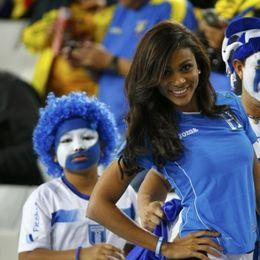 洪都拉斯厄瓜多尔球迷集锦