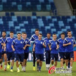 波黑积极备战盼世界杯首胜
