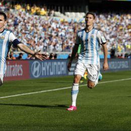 [F组次轮]阿根廷1-0伊朗