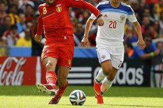 高清图-[H组次轮]比利时1-0俄罗斯