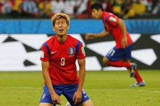 高清图-亚洲球队集体迷失在巴西