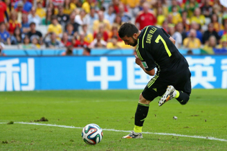 高清图-[B组末轮]西班牙3-0澳大利亚