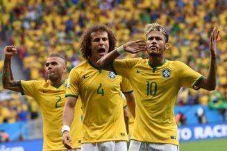 高清图-[A组末轮]巴西4-1喀麦隆