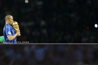 高清图-宝贝演绎世界杯经典瞬间