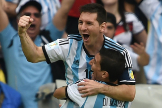 高清图-[F组末轮]阿根廷VS尼日利亚