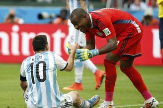高清图-[F组末轮]阿根廷3-2尼日利亚