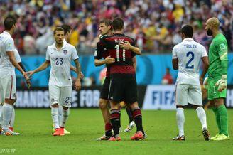 高清图-[G组末轮]德国1-0美国