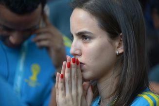 高清图-新浪直击巴西训练延迟