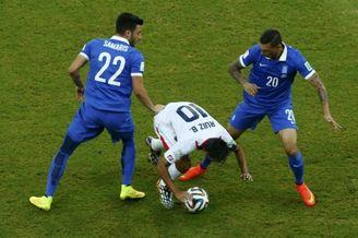 高清图-[1/8决赛]哥斯达黎加6-4希腊(点球5-3)