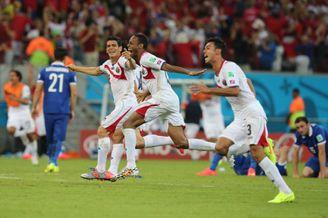 高清图-新浪直击哥斯达黎加6-4希腊(点球5-3)