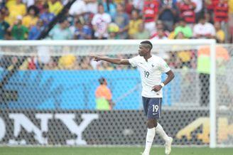 高清图-新浪直击法国2-0尼日利亚