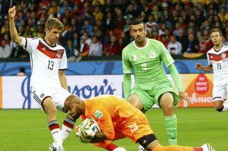 高清图-[1/8决赛]德国2-1阿尔及利亚