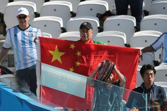 高清图-新浪直击阿根廷瑞士球迷