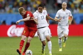 高清图-[1/8决赛]比利时2-1美国
