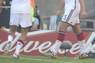 高清图-新浪直击德国1-0法国