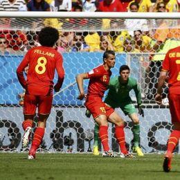 第159球:伊瓜因世界杯开和