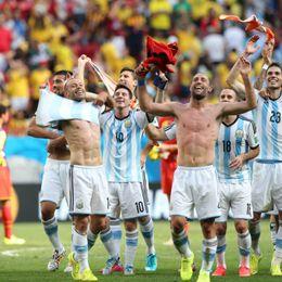 新浪直击阿根廷1-0比利时