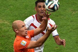 高清图-荷兰4-3哥斯达黎加(点球4-3)