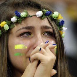 悲伤的巴西人