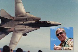 美军传奇战斗机飞行员失事身亡