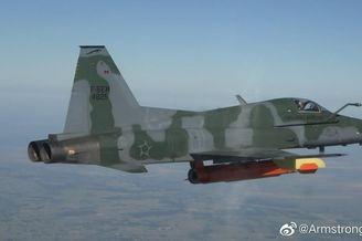 巴西空军测试空射巡航导弹