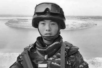 26岁武警战士因病倒在执勤路上